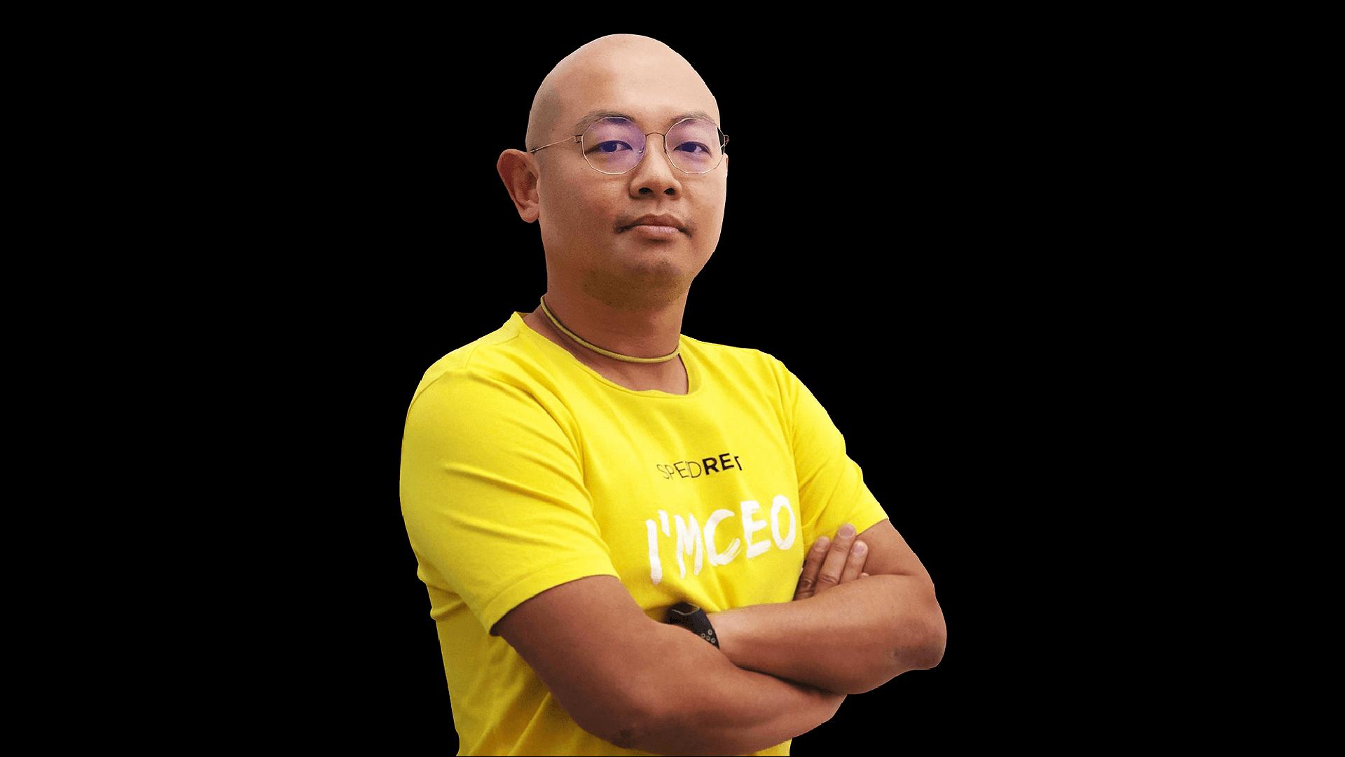 Whei Meng of Speedhome.com Malaysia